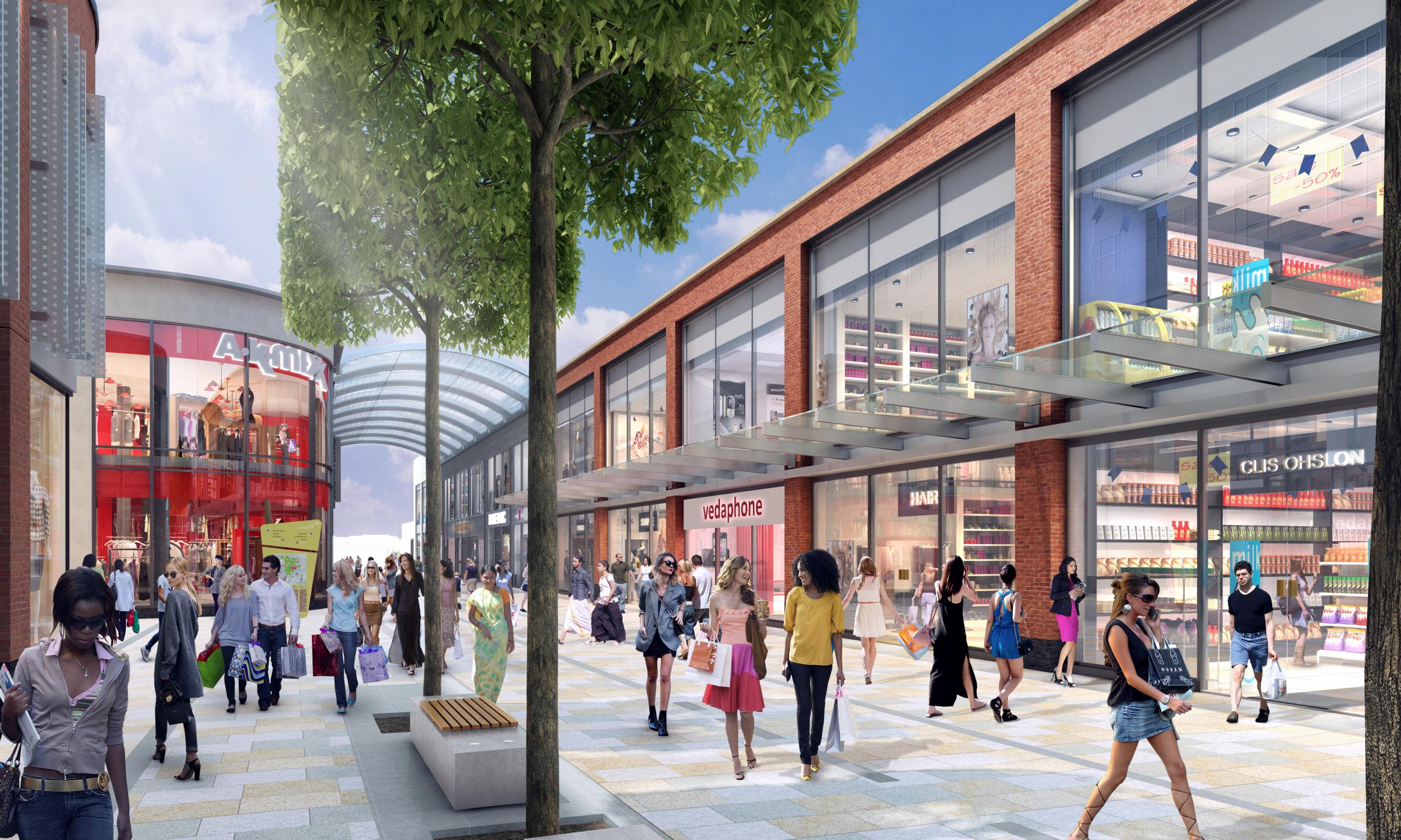 Bracknell town centres regeneration project the lexicon opening bracknell town centres regeneration project the lexicon opening date set for september 2017 bracknell news malvernweather Choice Image