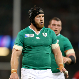Sean O'Brien has joined London Irish
