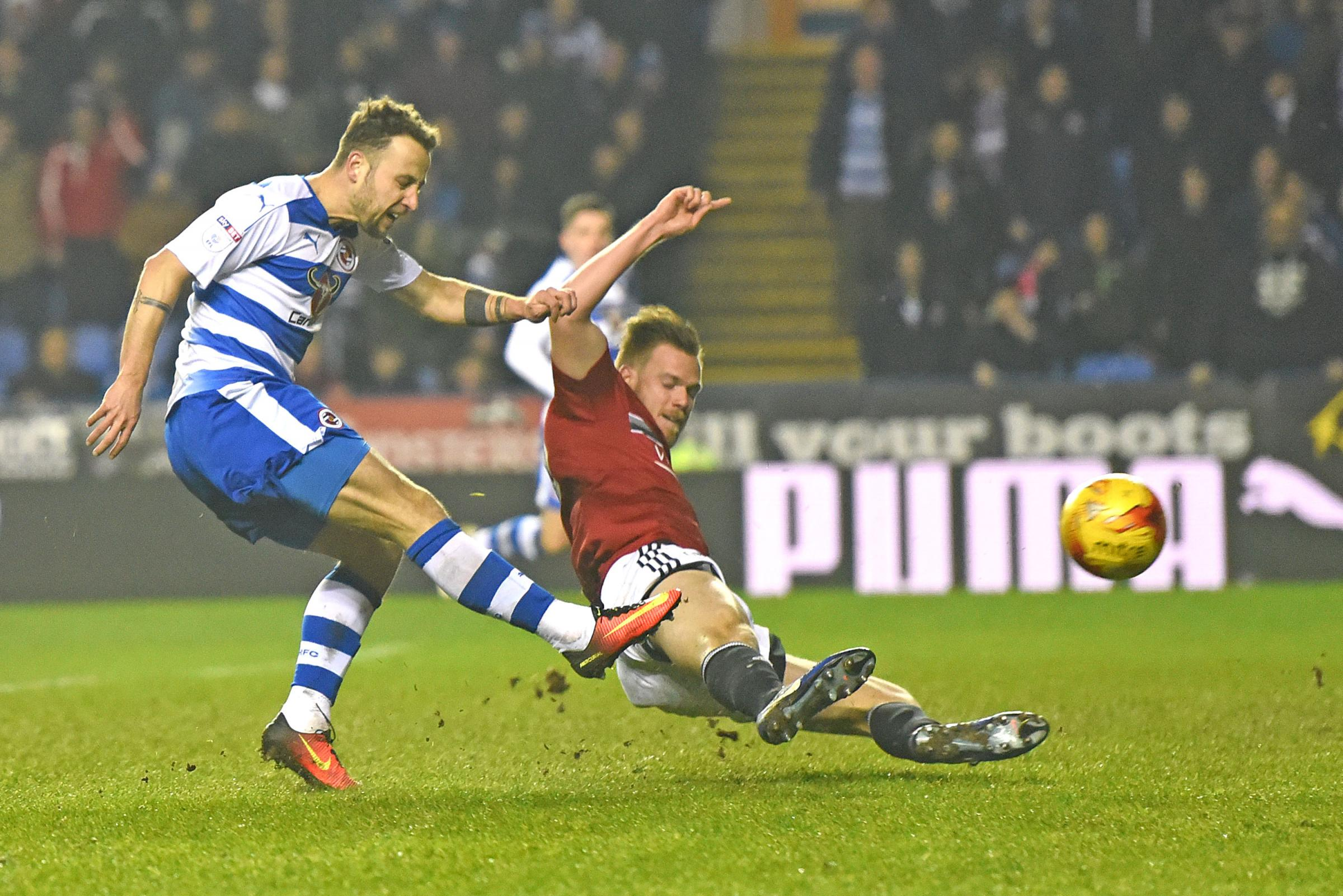 Reading FC: Roy Beerens urges Royals to improve on Barnsley stalemate when ... - Bracknell News