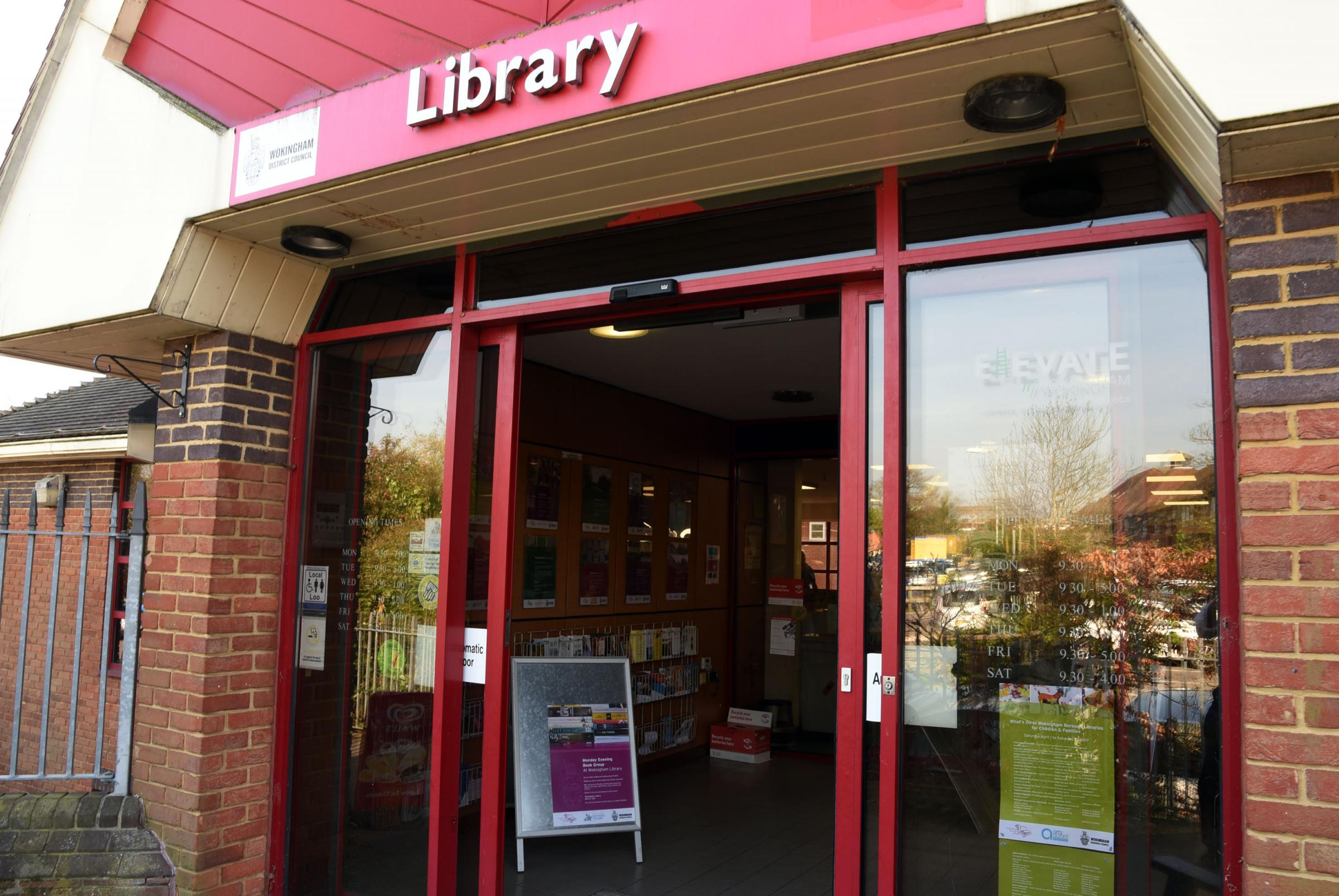 Town library October schedule revealed