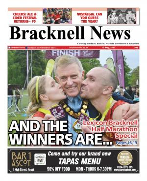 Bracknell News: Events, sports and competitions - all in this week's Bracknell News, out now, for just 70p