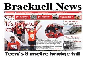 Events, sports and competitions - all in this week's Bracknell News, out now, for just 70p