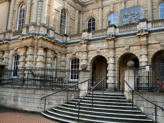 The trio were sentenced at Reading Crown Court