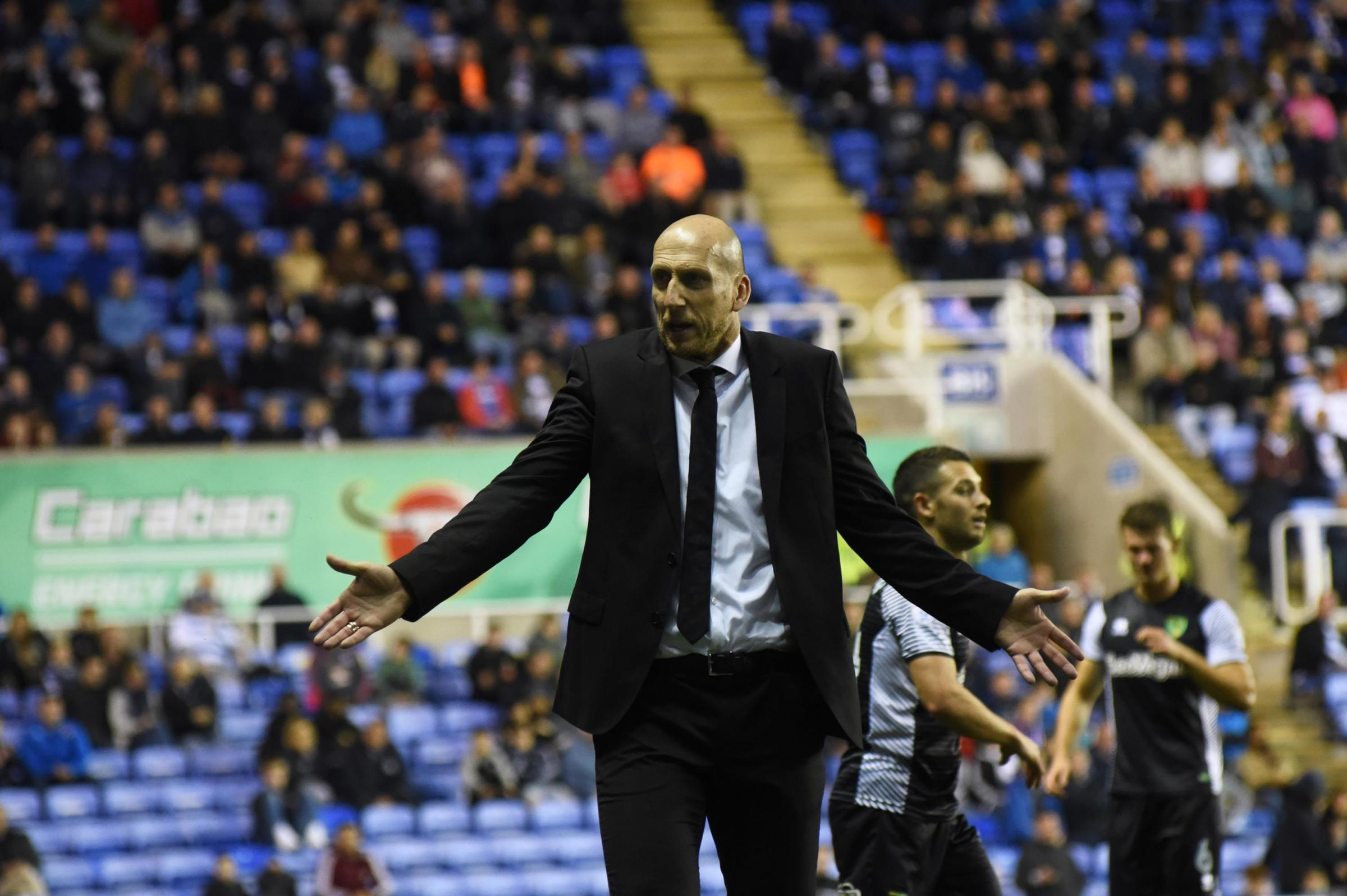 READING FC: Jaap Stam admits players prefer playing away from home and urges fans to back Royals