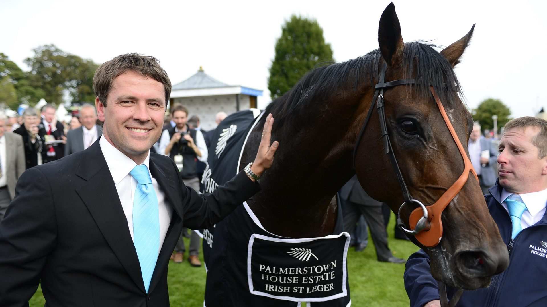 Michael Owen reveals training woes ahead of Ascot racing debut