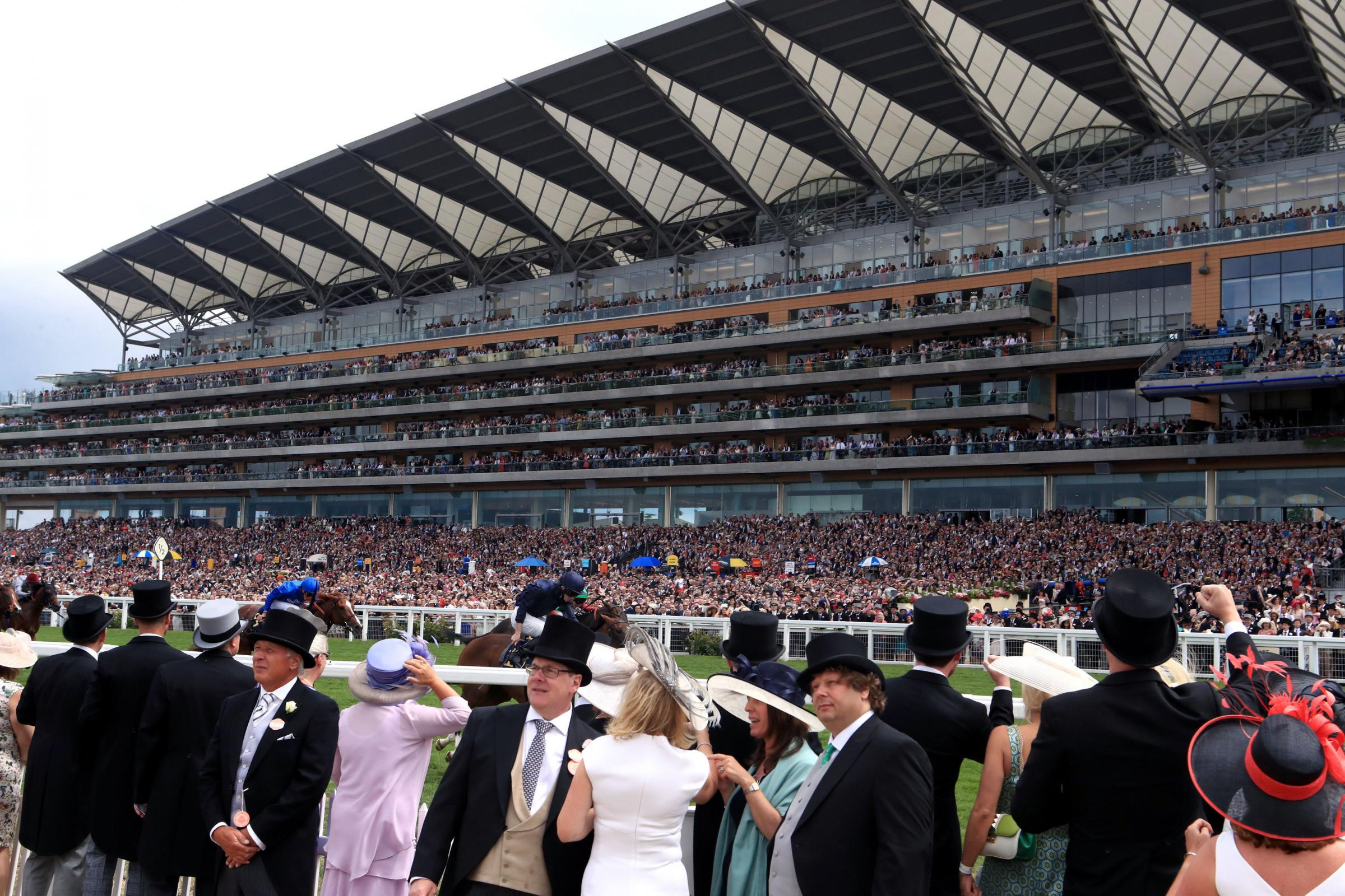 Royal Ascot punters will face breathalysers on turnstiles