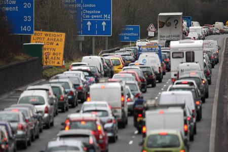 Contractors confirm work on motorway to continue into the new year