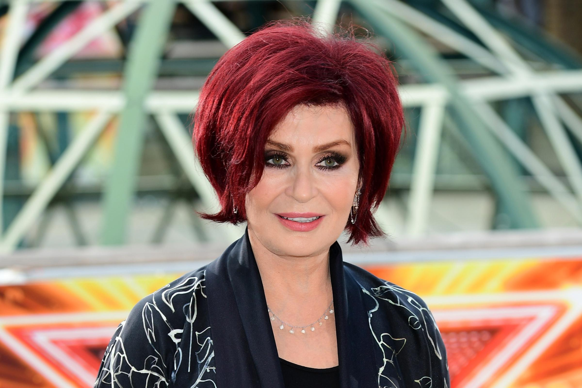 Sharon Osbourne (Ian West/PA)
