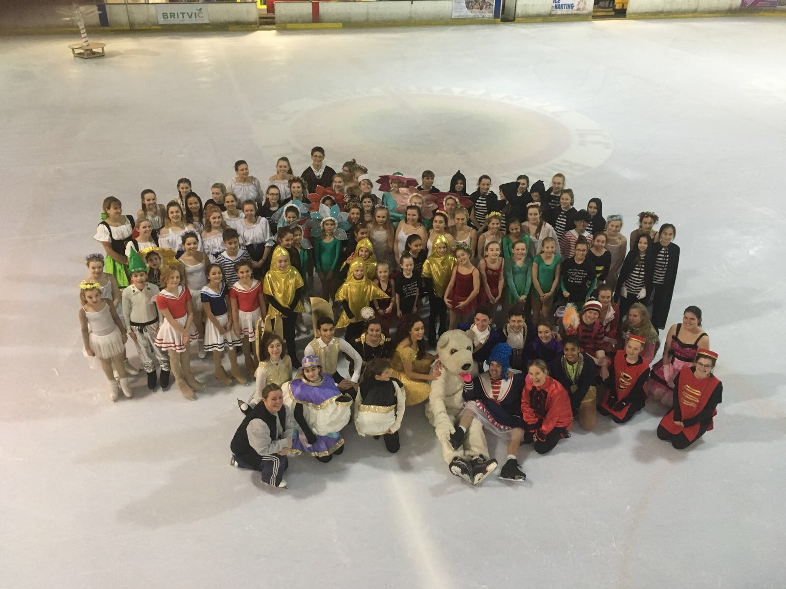 Beauty and the Beast to be John Nike Ice Rink's 30th pantomime