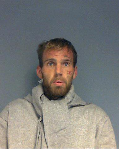 Adam Street was jailed after burgling a house on Lyndhurst Road