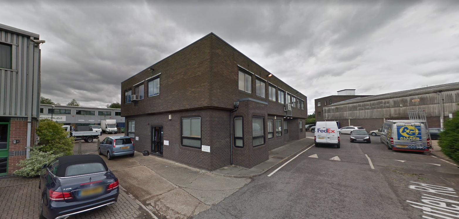 Plans submitted to council to convert office block in business park to homes