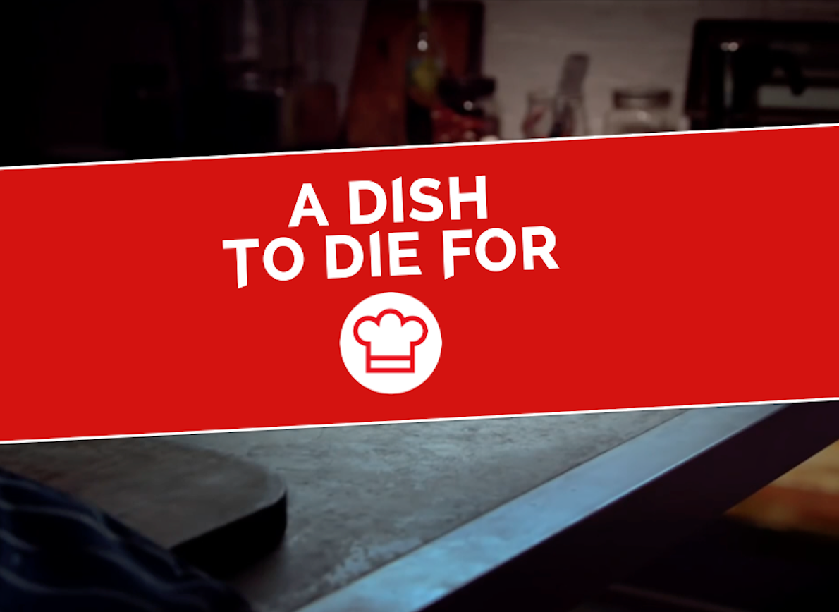 A Dish To Die For - A Murder Mystery Treasure Hunt