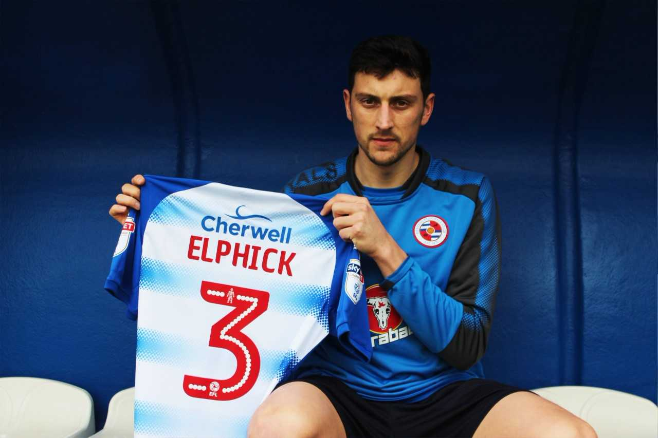 READING FC: Loan signing Tommy Elphick confirms he'll spend six weeks out due to injury