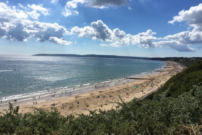Bournemouth Beach Crowned Number One Bracknell News