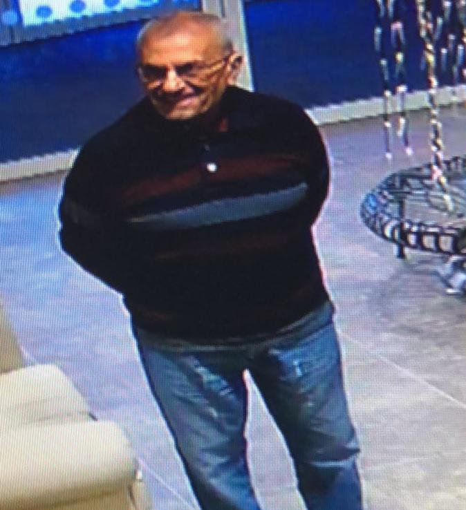 APPEAL: Elderly man with Alzheimer's Disease missing