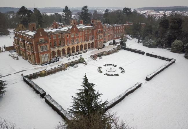 BREAKING: Easthampstead Park WILL be sold to a hotel operator