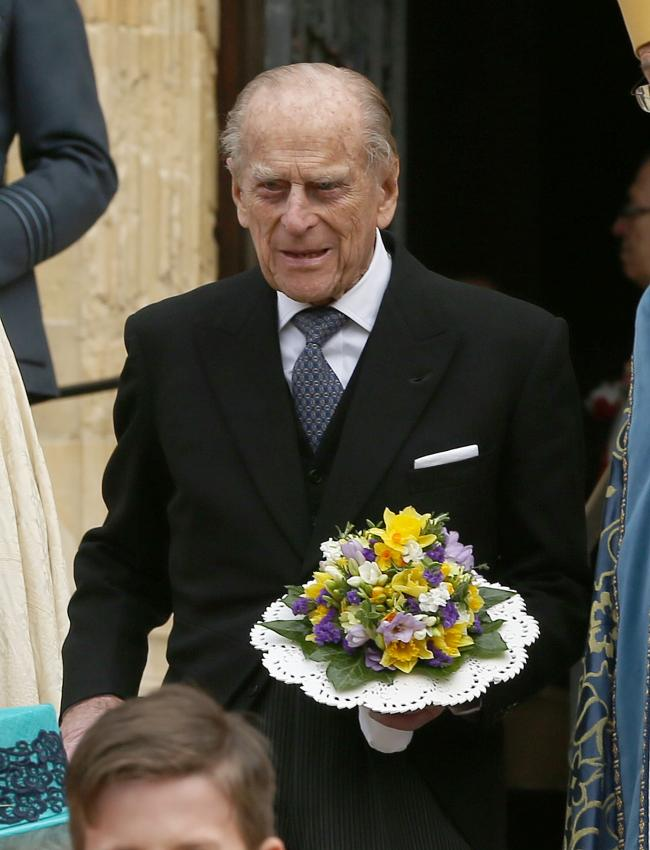 Duke of Edinburgh leaves hospital following hip surgery