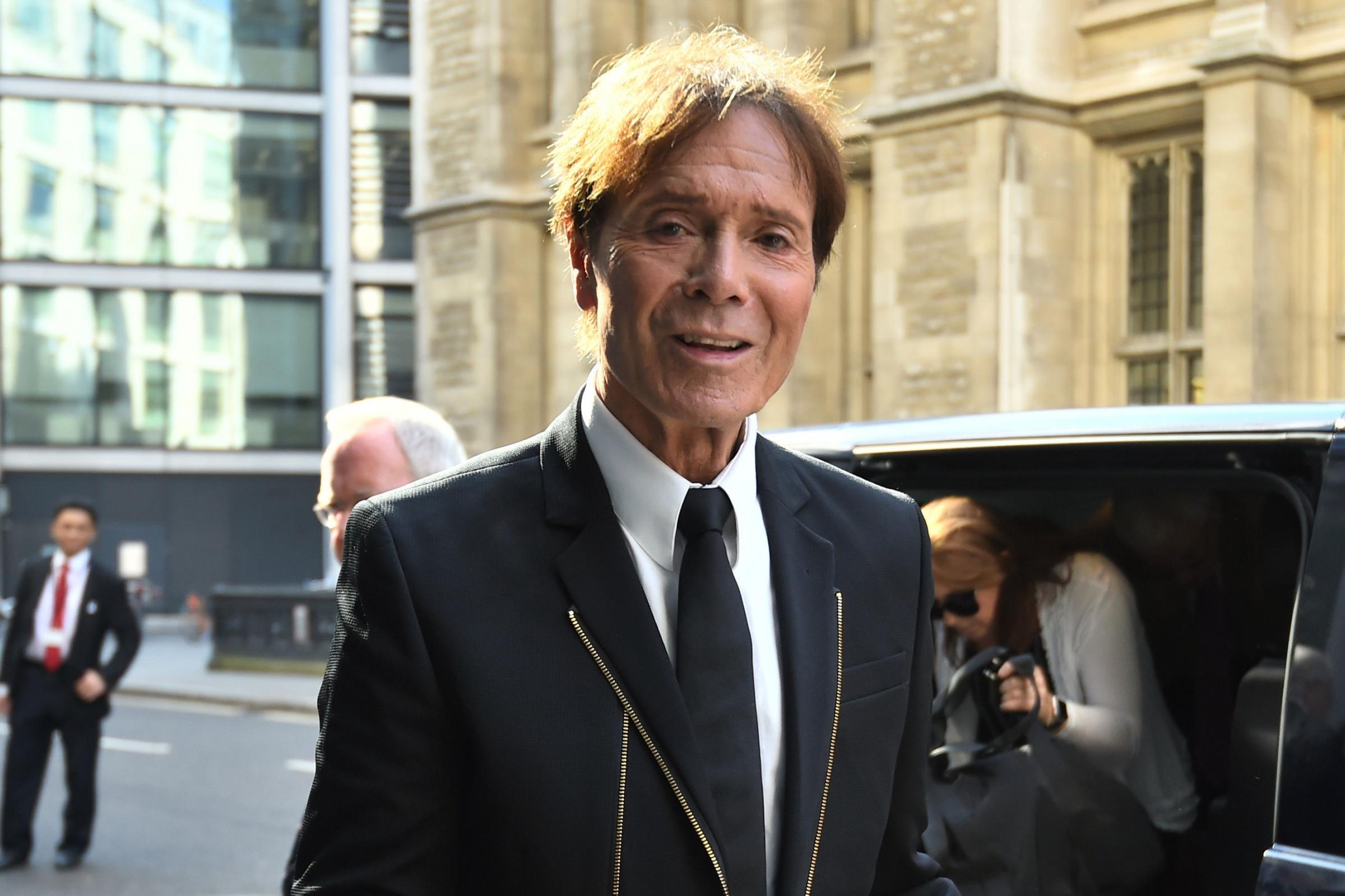 Chief 'knew there'd be repercussions' in Sir Cliff Richard case