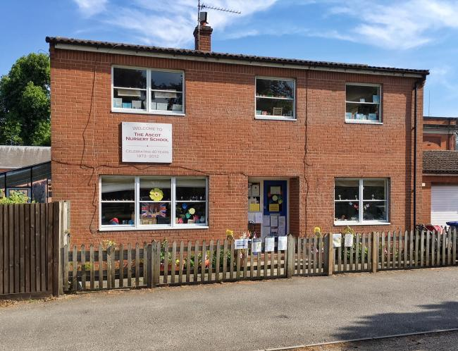 Ascot nursery school slammed by ofsted with inadequate rating ascot nursery school picture mike swift malvernweather Choice Image