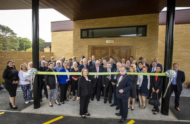 New chapel opens at Easthampstead Park Cemetery and