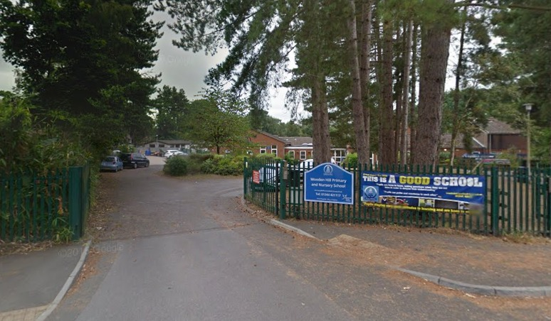 Wiooden Hill Primary School and Nursery. Picture: Google Maps