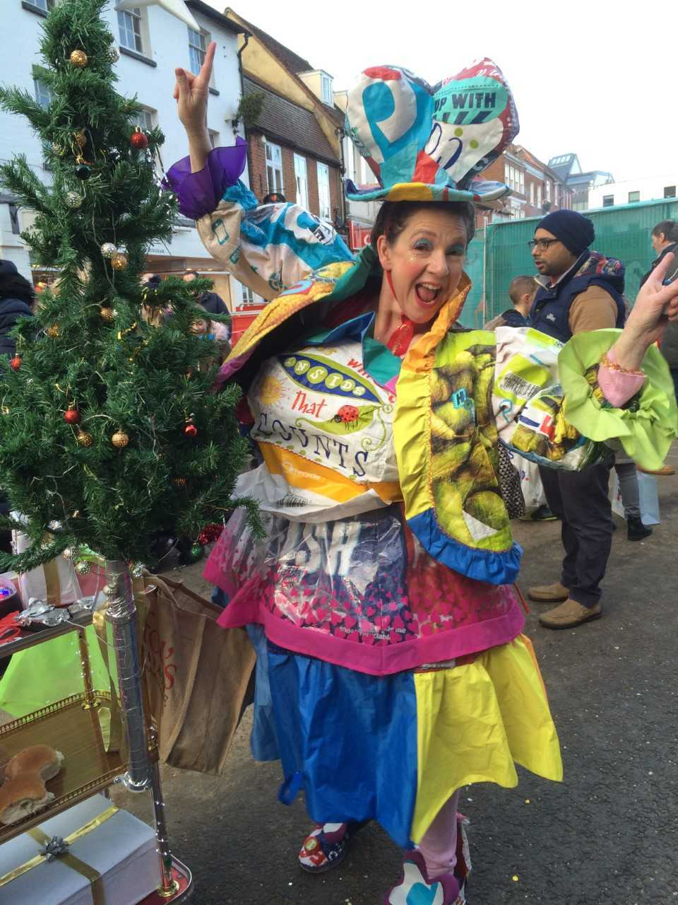 Wokingham Winter Carnival receives helpful cash boost from Tesco shoppers