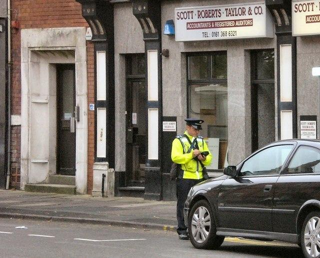 Parking warden surveillance is set to increase in rural areas