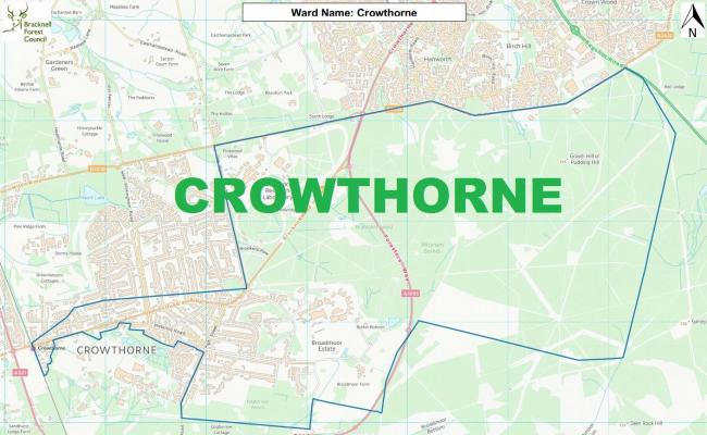 Crowthorne: Here's who's standing in your ward