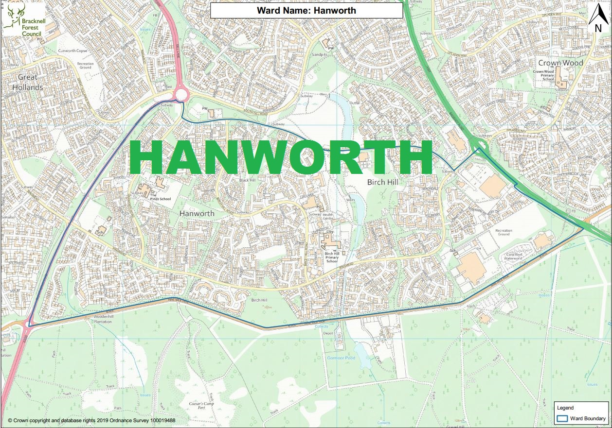 Hanworth: Here's who's standing in your ward