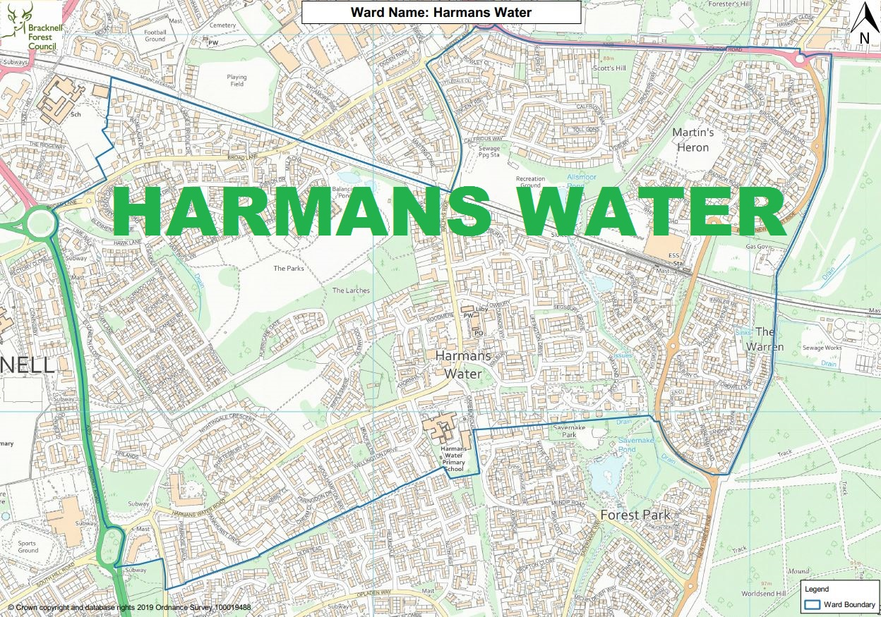 Harmans Water: Here's who's standing in your ward