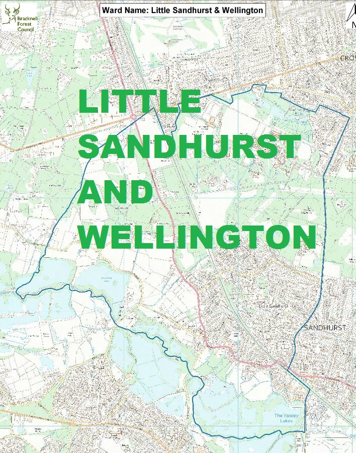 Little Sandhurst and Wellington: Here's who's standing in your ward