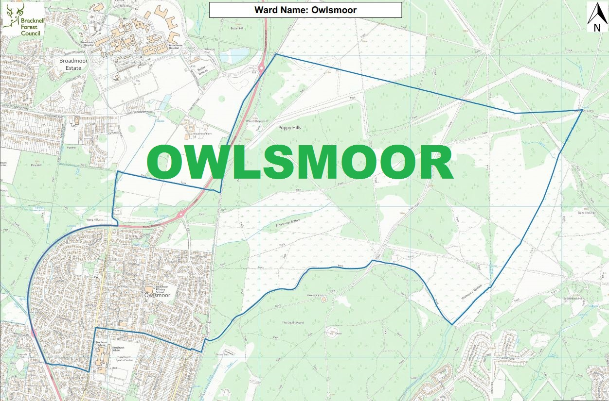 Owlsmoor: Here's who's standing in your ward