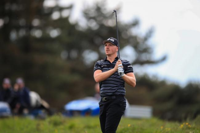 GOLF: Matt Wallace takes first-round lead at BMW PGA Championship