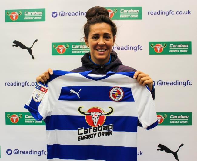 Fara Williams has signed a new one-year deal with Reading FC