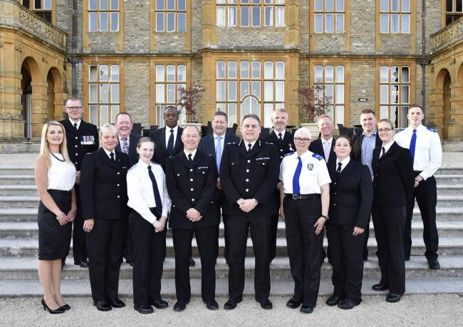 Thames Valley Police announce winners of community policing awards