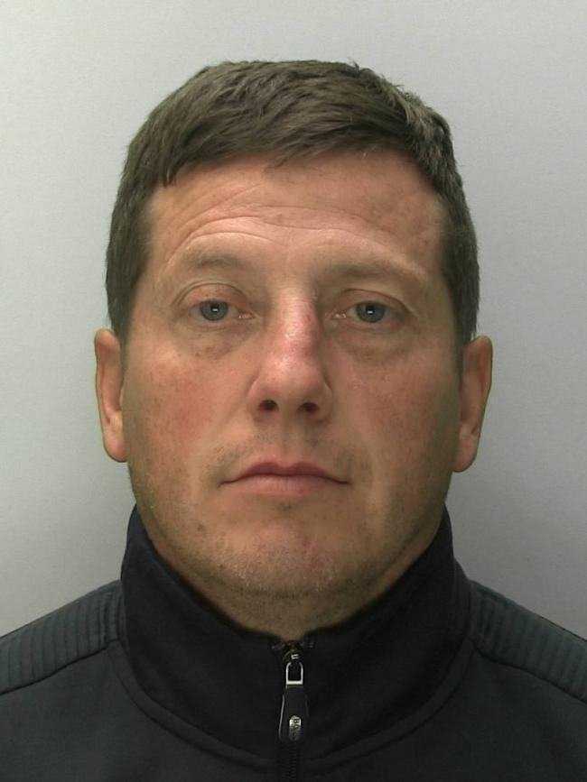 Danny O'Loughlin, aged 42 of Waterloo Street in Cheltenham has been wanted since the beginning of this year