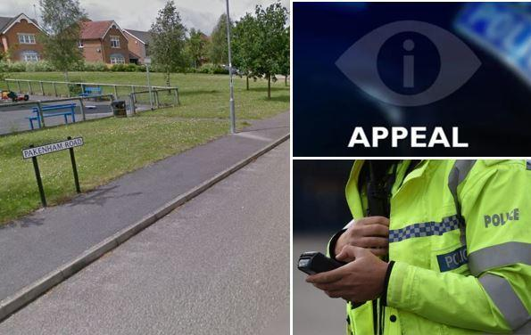 Attempted robbery in Bracknell
